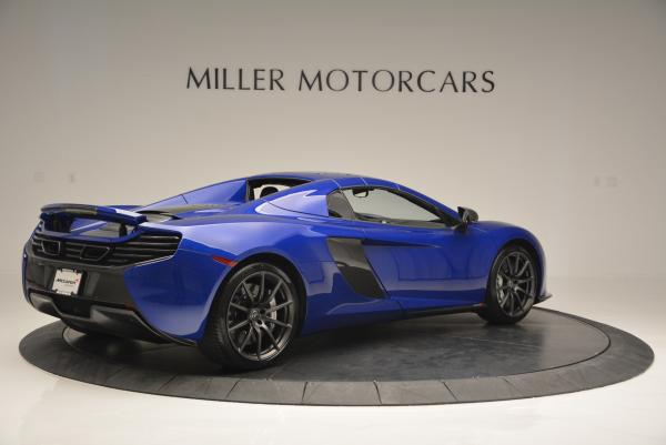 Used 2016 McLaren 650S Spider for sale Sold at Maserati of Westport in Westport CT 06880 17