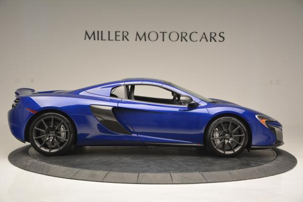 Used 2016 McLaren 650S Spider for sale Sold at Maserati of Westport in Westport CT 06880 18