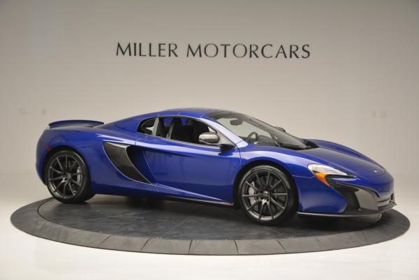 Used 2016 McLaren 650S Spider for sale Sold at Maserati of Westport in Westport CT 06880 19