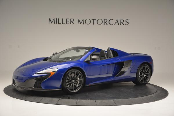 Used 2016 McLaren 650S Spider for sale Sold at Maserati of Westport in Westport CT 06880 2