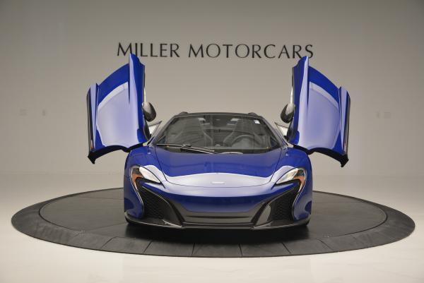 Used 2016 McLaren 650S Spider for sale Sold at Maserati of Westport in Westport CT 06880 20