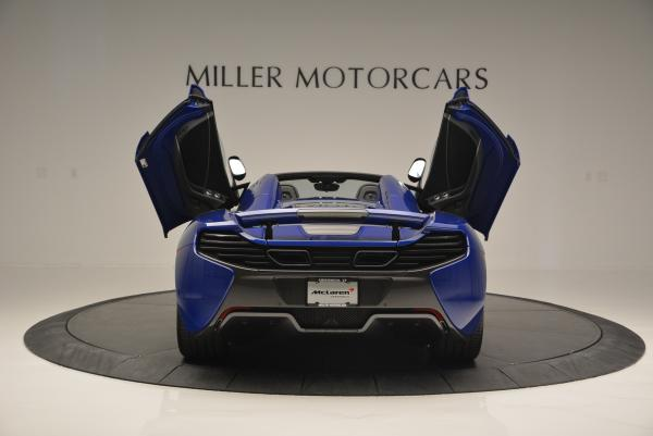 Used 2016 McLaren 650S Spider for sale Sold at Maserati of Westport in Westport CT 06880 21