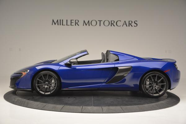 Used 2016 McLaren 650S Spider for sale Sold at Maserati of Westport in Westport CT 06880 3