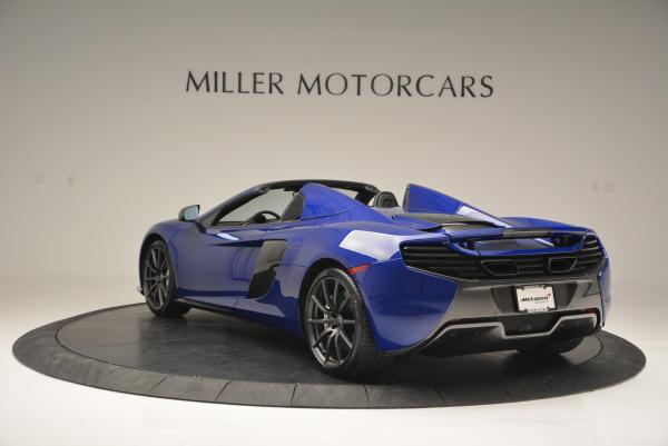 Used 2016 McLaren 650S Spider for sale Sold at Maserati of Westport in Westport CT 06880 5