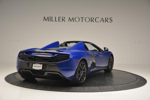 Used 2016 McLaren 650S Spider for sale Sold at Maserati of Westport in Westport CT 06880 7