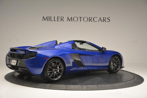 Used 2016 McLaren 650S Spider for sale Sold at Maserati of Westport in Westport CT 06880 8