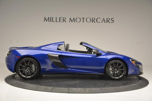 Used 2016 McLaren 650S Spider for sale Sold at Maserati of Westport in Westport CT 06880 9