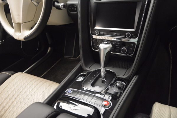 New 2017 Bentley Flying Spur V8 S for sale Sold at Maserati of Westport in Westport CT 06880 26