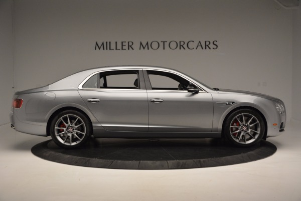 New 2017 Bentley Flying Spur V8 S for sale Sold at Maserati of Westport in Westport CT 06880 8