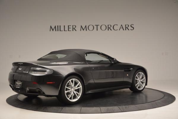 Used 2016 Aston Martin V8 Vantage S Roadster for sale Sold at Maserati of Westport in Westport CT 06880 20
