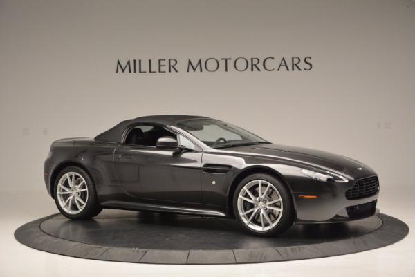 Used 2016 Aston Martin V8 Vantage S Roadster for sale Sold at Maserati of Westport in Westport CT 06880 22