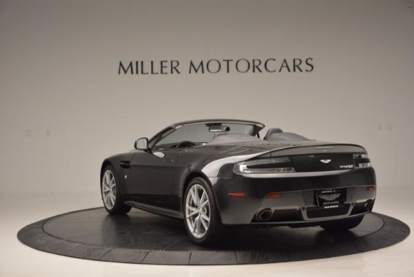 Used 2016 Aston Martin V8 Vantage S Roadster for sale Sold at Maserati of Westport in Westport CT 06880 5