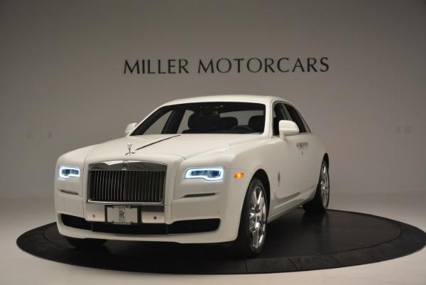 Used 2016 Rolls-Royce Ghost Series II for sale Sold at Maserati of Westport in Westport CT 06880 2