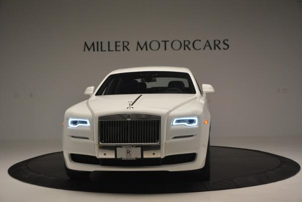 Used 2016 Rolls-Royce Ghost Series II for sale Sold at Maserati of Westport in Westport CT 06880 1