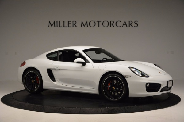 Used 2014 Porsche Cayman S for sale Sold at Maserati of Westport in Westport CT 06880 10