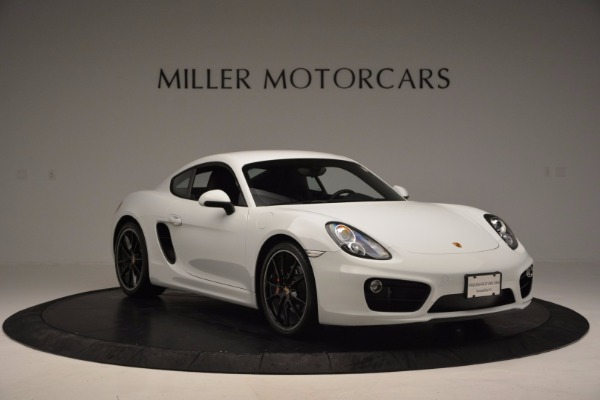 Used 2014 Porsche Cayman S for sale Sold at Maserati of Westport in Westport CT 06880 11