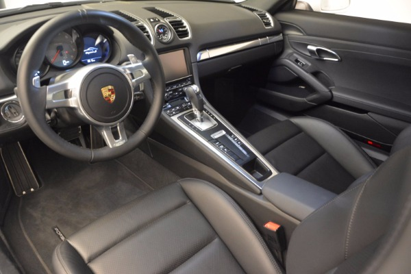 Used 2014 Porsche Cayman S for sale Sold at Maserati of Westport in Westport CT 06880 13