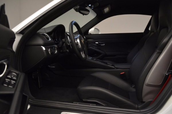Used 2014 Porsche Cayman S for sale Sold at Maserati of Westport in Westport CT 06880 14