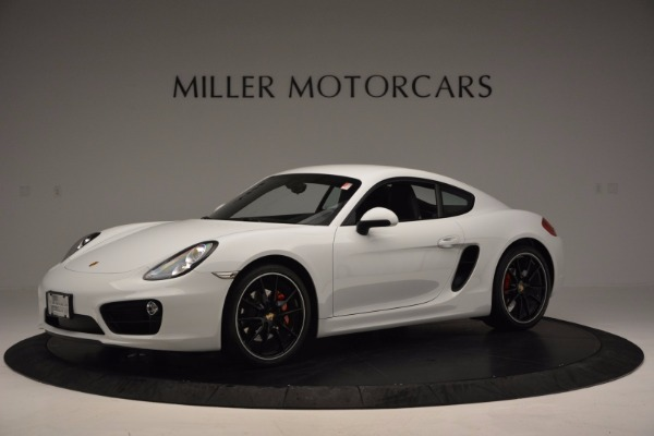 Used 2014 Porsche Cayman S for sale Sold at Maserati of Westport in Westport CT 06880 2