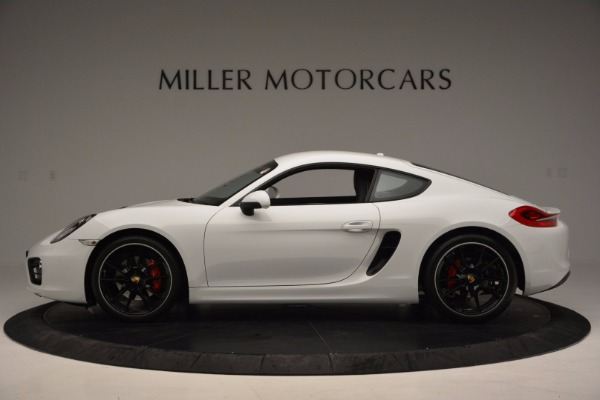 Used 2014 Porsche Cayman S for sale Sold at Maserati of Westport in Westport CT 06880 3