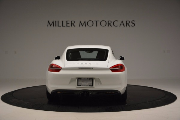 Used 2014 Porsche Cayman S for sale Sold at Maserati of Westport in Westport CT 06880 6
