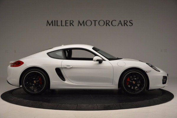 Used 2014 Porsche Cayman S for sale Sold at Maserati of Westport in Westport CT 06880 9