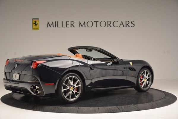 Used 2010 Ferrari California for sale Sold at Maserati of Westport in Westport CT 06880 8