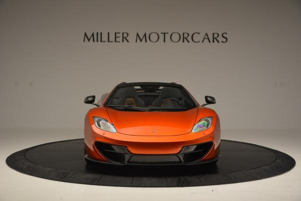 Used 2013 McLaren MP4-12C Base for sale Sold at Maserati of Westport in Westport CT 06880 12