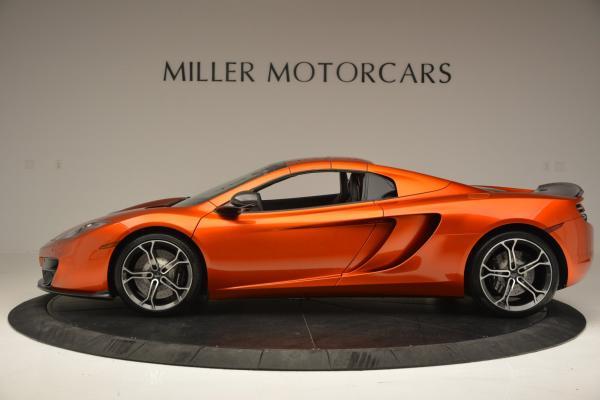 Used 2013 McLaren MP4-12C Base for sale Sold at Maserati of Westport in Westport CT 06880 14