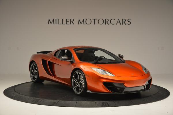 Used 2013 McLaren MP4-12C Base for sale Sold at Maserati of Westport in Westport CT 06880 19