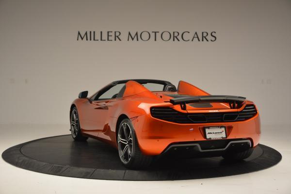 Used 2013 McLaren MP4-12C Base for sale Sold at Maserati of Westport in Westport CT 06880 5