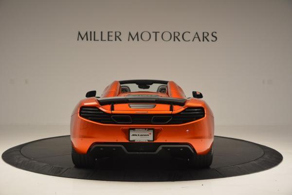 Used 2013 McLaren MP4-12C Base for sale Sold at Maserati of Westport in Westport CT 06880 6