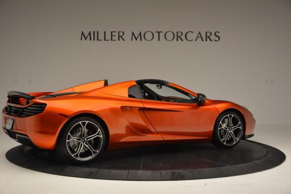 Used 2013 McLaren MP4-12C Base for sale Sold at Maserati of Westport in Westport CT 06880 8