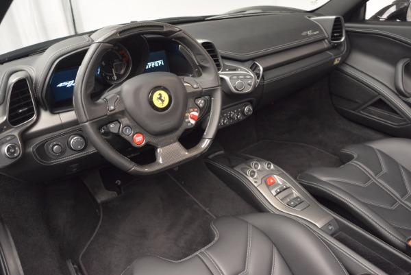 Used 2015 Ferrari 458 Spider for sale Sold at Maserati of Westport in Westport CT 06880 25
