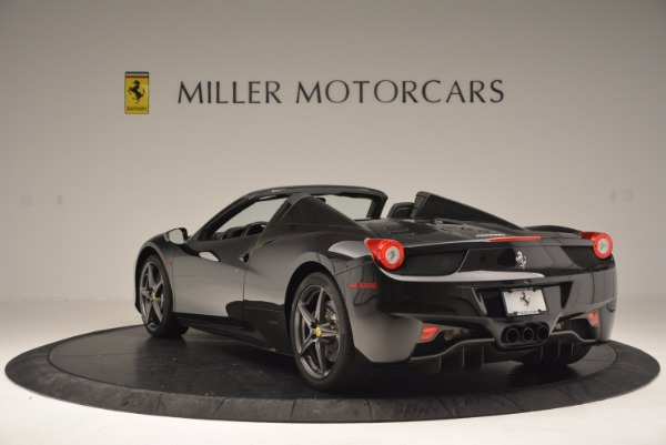 Used 2015 Ferrari 458 Spider for sale Sold at Maserati of Westport in Westport CT 06880 5