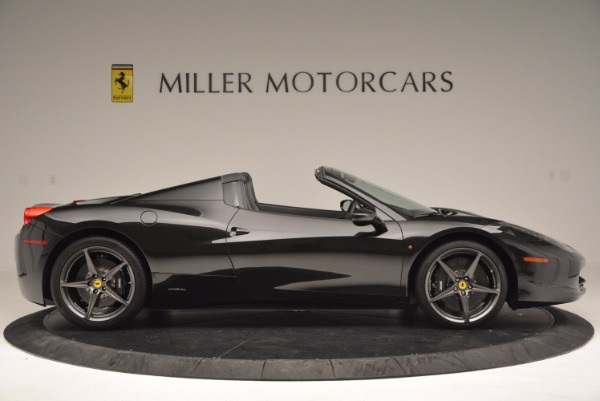 Used 2015 Ferrari 458 Spider for sale Sold at Maserati of Westport in Westport CT 06880 9