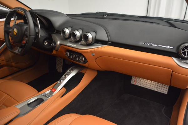 Used 2014 Ferrari F12 Berlinetta for sale Sold at Maserati of Westport in Westport CT 06880 17