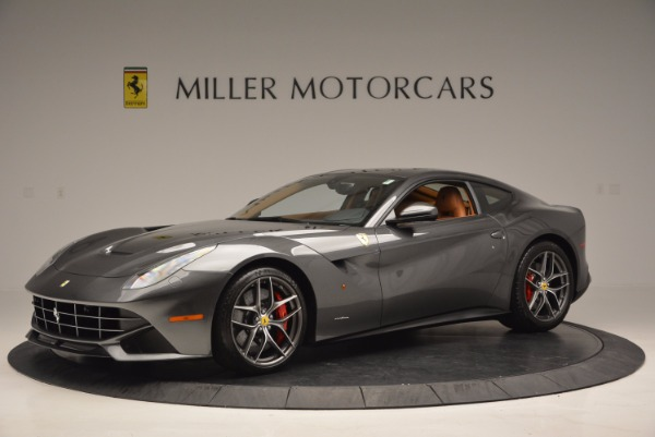Used 2014 Ferrari F12 Berlinetta for sale Sold at Maserati of Westport in Westport CT 06880 2