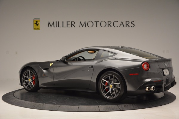 Used 2014 Ferrari F12 Berlinetta for sale Sold at Maserati of Westport in Westport CT 06880 4