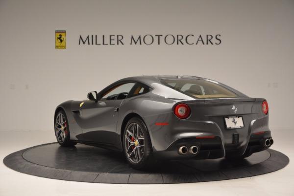 Used 2014 Ferrari F12 Berlinetta for sale Sold at Maserati of Westport in Westport CT 06880 5