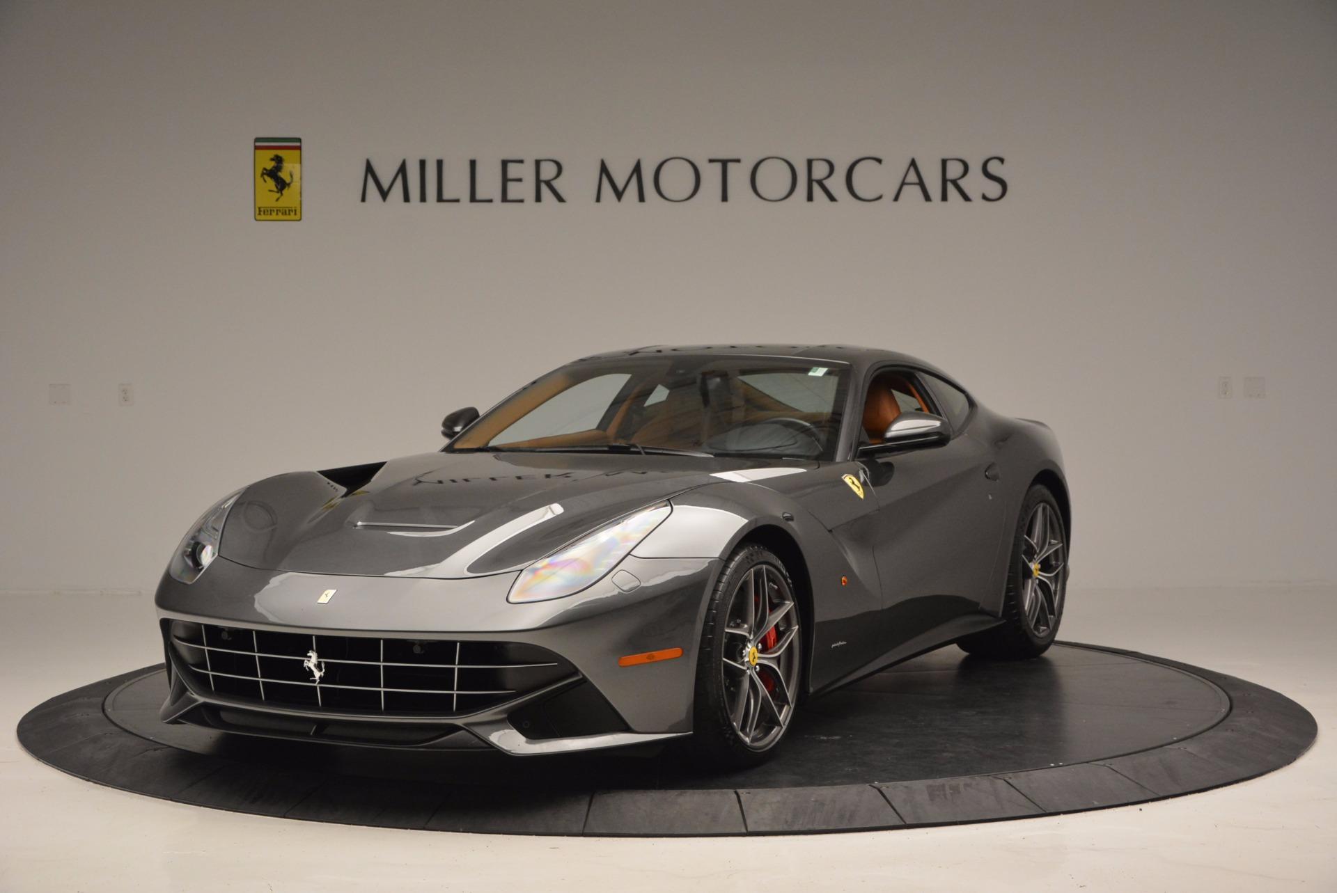 Used 2014 Ferrari F12 Berlinetta for sale Sold at Maserati of Westport in Westport CT 06880 1