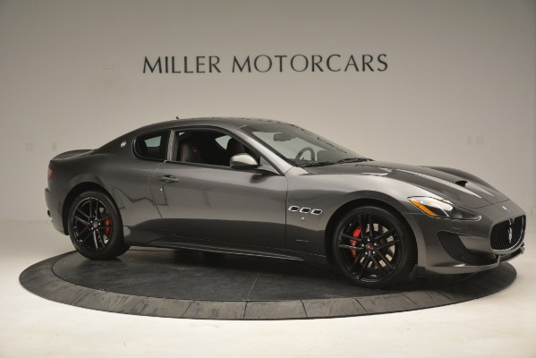 Used 2017 Maserati GranTurismo GT Sport Special Edition for sale Sold at Maserati of Westport in Westport CT 06880 10