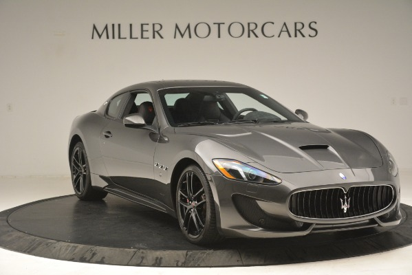 Used 2017 Maserati GranTurismo GT Sport Special Edition for sale Sold at Maserati of Westport in Westport CT 06880 11