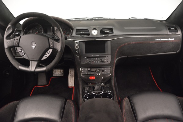 Used 2017 Maserati GranTurismo GT Sport Special Edition for sale Sold at Maserati of Westport in Westport CT 06880 16