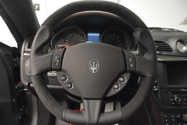 Used 2017 Maserati GranTurismo GT Sport Special Edition for sale Sold at Maserati of Westport in Westport CT 06880 17