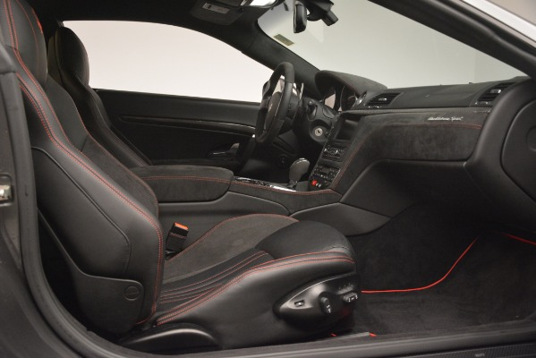 Used 2017 Maserati GranTurismo GT Sport Special Edition for sale Sold at Maserati of Westport in Westport CT 06880 21