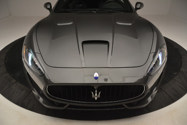 Used 2017 Maserati GranTurismo GT Sport Special Edition for sale Sold at Maserati of Westport in Westport CT 06880 23