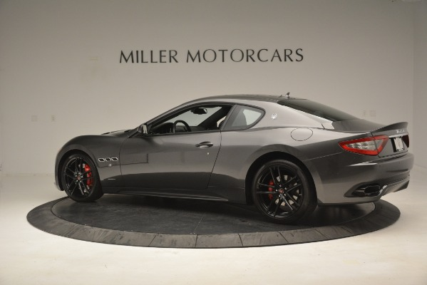 Used 2017 Maserati GranTurismo GT Sport Special Edition for sale Sold at Maserati of Westport in Westport CT 06880 4