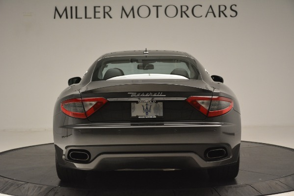 Used 2017 Maserati GranTurismo GT Sport Special Edition for sale Sold at Maserati of Westport in Westport CT 06880 6