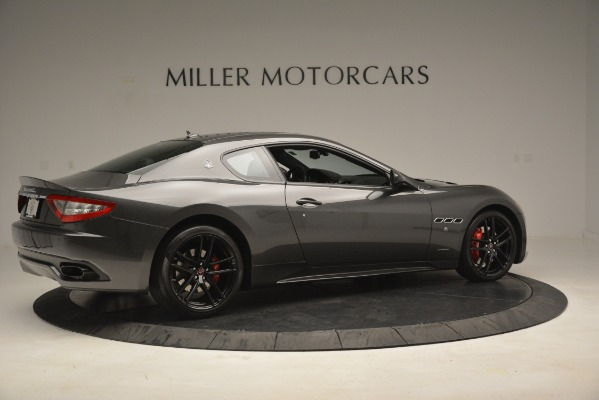Used 2017 Maserati GranTurismo GT Sport Special Edition for sale Sold at Maserati of Westport in Westport CT 06880 8